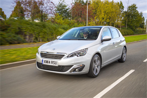Car review: Peugeot 308 is excellent value