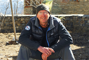 Dr Ian Quigley: The mountain rescue GP