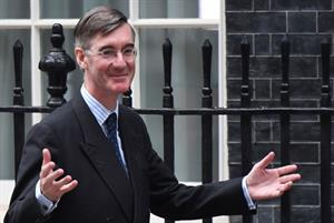 Rees-Mogg apologises for 'disgraceful' remarks about doctor who warned of no-deal Brexit impact