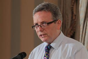 Dr Tom Black speech in full: Northern Ireland could lose 6% of GP practices this year