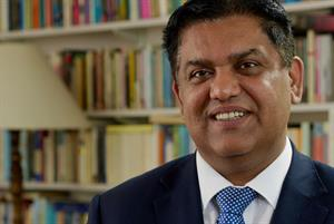Dr Zahid Chauhan: General practice must open its arms to homeless people