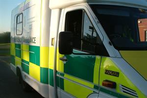 GPs in ambulances slash A&E admissions