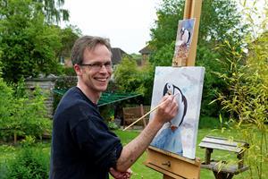 The GP artist: Dr Martin Brunet interview
