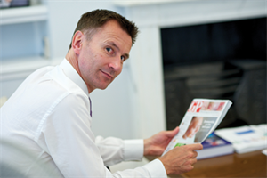 Exclusive Jeremy Hunt interview: full transcript