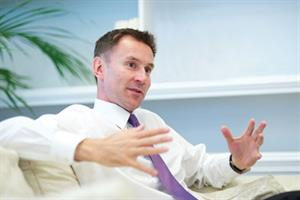Jeremy Hunt interview: 'I am GPs' biggest fan'