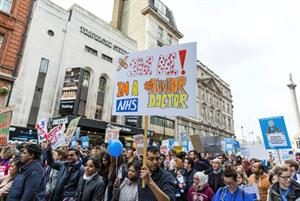 Junior doctors could strike next week as talks deadline looms