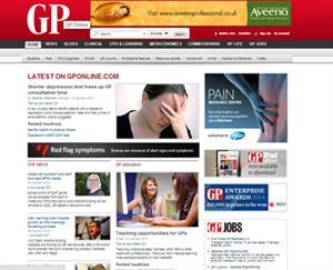 GPonline.com - informing GPs 24 hours a day