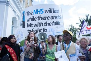 Campaigning practice saved as NHS England agrees MPIG support