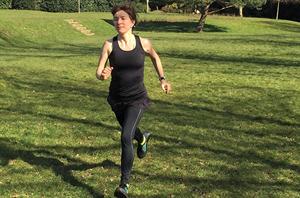 Dr Mary Lowth: The GP marathon runner