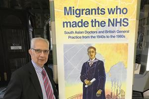 How thousands of South Asian doctors helped keep the NHS afloat