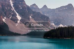"""Expedia """"Escape the family"""" by Saatchi & Saatchi"""