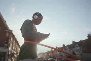 "Lucozade Energy ""It's on"" by Adam & Eve/DDB"