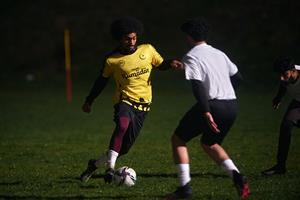 """Fifa """"Inspiring the next generation of footballers"""" by Adam & Eve/DDB"""