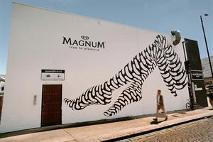 "Magnum ""Pleasure icon"" by Lola MullenLowe"