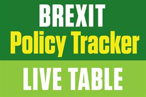 Brexit Tracker: LIVE TABLE