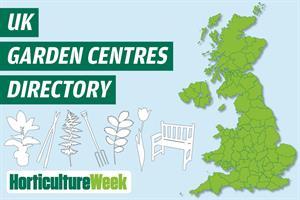 UK garden centres - every garden centre outlet listed