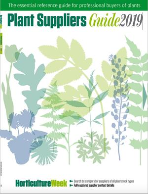 PLANT SUPPLIERS GUIDE 2019