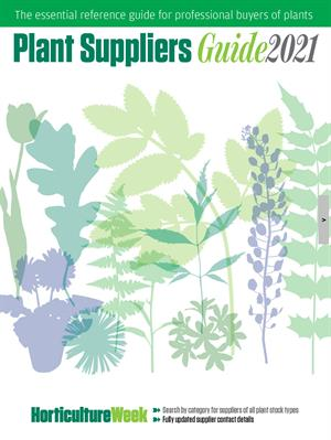 PLANT SUPPLIERS GUIDE 2021