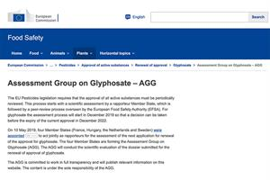 Bayer hopes for glyphosate renewal