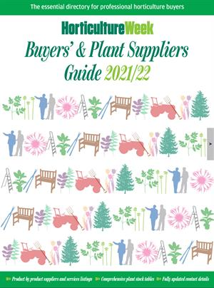 BUYERS & PLANT SUPPLIERS GUIDE 2021/22