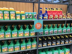 RHS Retail phases out peat and glyphosate with 70% off sales