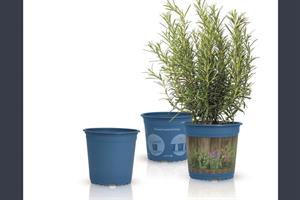 Pöppelmann TEKU extends recyclable plant pot range