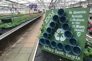 Plastics Exclusive: HW research shows 87% of councils don't recycle plant pots from kerbside