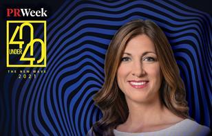 40 Under 40 2021 - Amy Bonitatibus, JPMorgan Chase