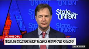 Facebook to encourage teens to 'take a break' from Instagram, Nick Clegg says
