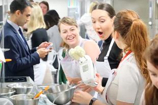 Watch the Great Agency Bake Off 2019