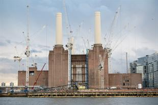 Battersea Power Station launches new riverside event spaces