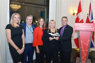 In pictures: Business Events Canada hosts networking event for European Canada Week