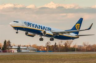 Profit warning issued by Ryanair