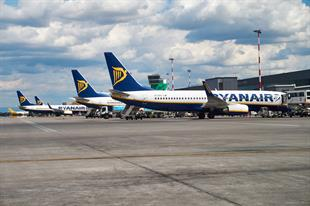 Ryanair forced to cancel hundreds of flights next week over cabin crew strike