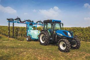 Tractors for growers