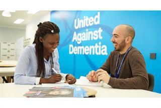 Unite with us against dementia