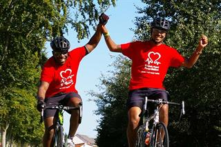 We're at the heart of fundraising