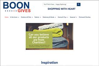 One-stop online shop for charity goods opens for business