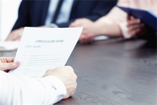 Essential components of an entry-level CV in fundraising