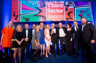 FareShare wins Third Sector Charity of the Year award