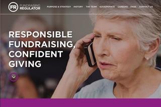 We haven't been hacked, says Fundraising Regulator