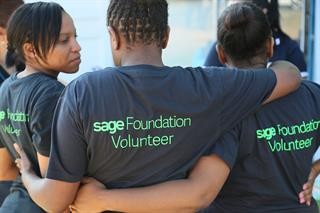 Sage gives staff freedom to choose own charities