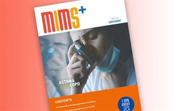MIMS supplement on asthma and COPD published