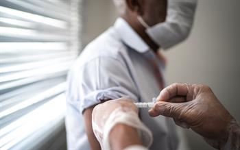 Government flu vaccine stockpile released as US vaccine given temporary licence