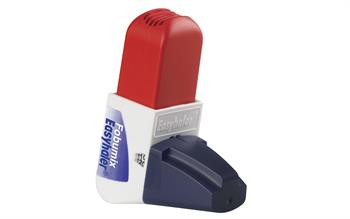 Combined LABA/steroid inhaler added to Easyhaler range