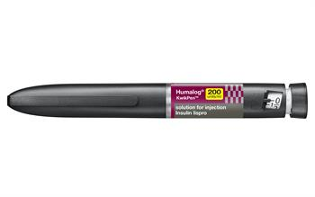 Higher strength Humalog insulin pen now available