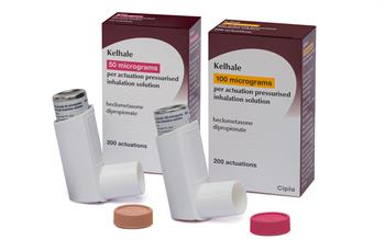 New corticosteroid MDI option for asthma patients