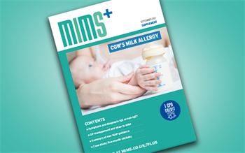 MIMS supplement on cow's milk allergy