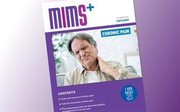 MIMS supplement on chronic pain