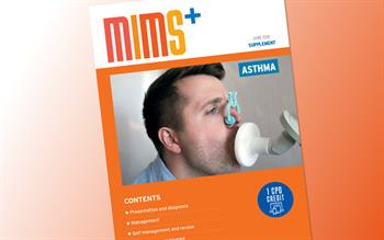 MIMS supplement on asthma